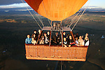 20100605 June 5 Gold Coast Hot Air ballooning