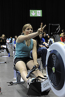 Birmingham, Great Britain, 'Was I second'?  2008 British Indoor Rowing Championships, National Indoor Arena. on  Sunday 26.10.2008 . [Photo, Peter Spurrier/Intersport-images]