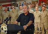 POTUS Al ASAD Iraq, Sept. 3, 2007.  Defense Dept. photo by U.S. Air Force Staff Sgt. D. Myles Cullen (released)