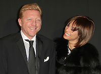 Boris Becker; Lily Becker Grey Goose Winter Ball to benefit the Elton John AIDS Foundation, Battersea Evolution, London, UK, 29 October 2011:  Contact: Rich@Piqtured.com +44(0)7941 079620 (Picture by Richard Goldschmidt)
