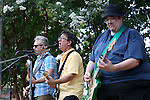 The Banana Seats held a concert in Southern Village in Chapel Hill, North Carolina on Sunday, August 17, 2014.