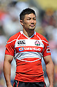 Toshiaki Hirose (JPN),.MAY 19, 2012 - Rugby : HSBC Asian Five Nations 2012 match between Japan 67-0 Hong Kong at Chichibunomiya Rugby Stadium, Tokyo, Japan. (Photo by Jun Tsukida/AFLO SPORT) [0003].