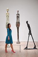 UK: Alberto Giacometti Retrospective
