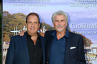 BEVERLY HILLS, CA - JULY 27: Scott Hart, James Brolin at the Hallmark Channel and Hallmark Movies and Mysteries Summer 2016 TCA press tour event on July 27, 2016 in Beverly Hills, California. Credit: David Edwards/MediaPunch