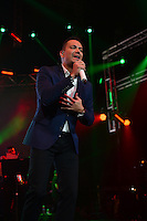 """CORAL GABLES, FL - AUGUST 27: Victor Manuelle performs during """"Caminando, Adios Y Gracias concert"""" at Bank United Center on August 27, 2016 in Miami, Florida.  Credit: MPI10 / MediaPunch"""