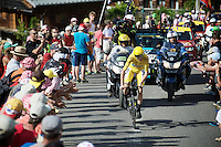 Stage 18 (ITT) - Sallanches &rsaquo; Meg&egrave;ve (17km)<br /> 103rd Tour de France 2016