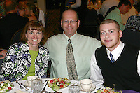 Baccalaureate Dinner - Grads and Parents - June 2, 2011