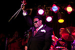 Al Green at BB King, NYC 10/16/2009.