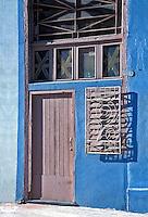 Doorways of Cienfuegos Cuba, Republic of Cuba, , pictures of front door entrances