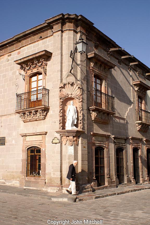 The Museo Historico de San Miguel de Allende in San Miguel de Allende, Mexico