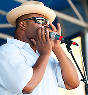 2010 Magazine St. Blues Festival
