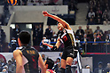 Kunihiro Shimizu (JPN), DECEMBER 4,2011 - Volleyball : FIVB Men's Volleyball World Cup 2011,4th Round Tokyo(A) during match between Japan 0-3 Brazil at 1st Yoyogi Gymnasium, Tokyo, Japan. (Photo by Jun Tsukida/AFLO SPORT) [0003]