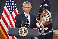 MAY 18 U.S. President Barack Obama Visits Ray & Joan Kroc Corps Community Center NJ