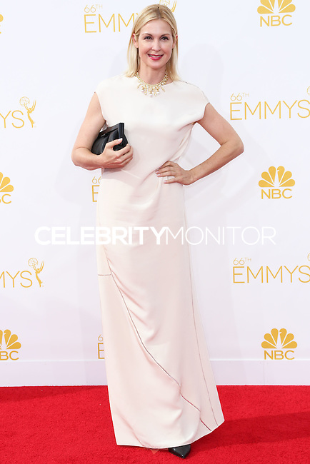 LOS ANGELES, CA, USA - AUGUST 25: Actress Kelly Rutherford arrives at the 66th Annual Primetime Emmy Awards held at Nokia Theatre L.A. Live on August 25, 2014 in Los Angeles, California, United States. (Photo by Celebrity Monitor)