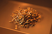 SAMPLE OF GOLD POWDER<br /> Native Gold Panned From A Western Stream