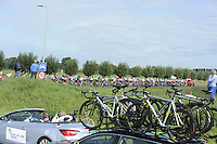 WIELRENNEN: BOLSWARD: 19-09-2016, Eneco Tour, Dylan Groenewegen heeft maandag de eerste etappe in de Eneco Tour gewonnen, een rit van 184,7 kilometer door Friesland, ©foto Martin de Jong