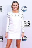 LOS ANGELES, CA, USA - NOVEMBER 23: Keltie Knight arrives at the 2014 American Music Awards held at Nokia Theatre L.A. Live on November 23, 2014 in Los Angeles, California, United States. (Photo by Xavier Collin/Celebrity Monitor)