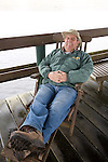 Ivan A. B. Cascaes, owner of Rio do Rastro Eco Resort in the mountains of Santa Catarina, Brazil.