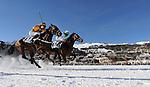 White Turf 2011 in St Moritz