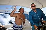 King Abdullah of Jordan, Peter Greenberg on King's Yacht