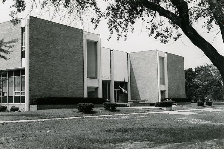 1967  July  18..Redevelopment .Old Dominion (R-28)..Kaufman Hall.Old Dominion University..Sam McKay.NEG#..