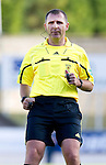St Johnstone v St Mirren...11.09.10  .Ref John McKendrick.Picture by Graeme Hart..Copyright Perthshire Picture Agency.Tel: 01738 623350  Mobile: 07990 594431