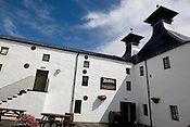 Ardbeg malt whisky distillery, Ardbeg, Islay, Scotland.