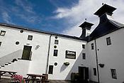 Ardbeg malt whisky distillery, Ardbeg, Islay, Scotland.