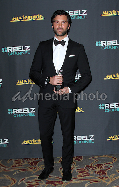 05 February 2016 - Los Angeles, California - Juan Pablo Di Pace. 24th Annual MovieGuide Awards 2016 - Press Room held at the Universal Hilton Hotel. Photo Credit: AdMedia