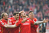 april 16-17 2nd Bundesliga - gameday 29 1.FC Union Berlin - 1.FC Kaiserslautern