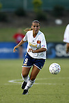 19 July 2003: Julie Fleeting. The Carolina Courage defeated the San Diego Spirit 1-0 at SAS Stadium in Cary, NC in a regular season WUSA game.
