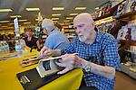 Don McDonald - Barnes & Noble book signing - Redwood City