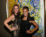 Amy Trucks and Actress Toni TrucksTheia Spring 2014 Presentation Held at the New York Palace, NY
