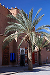 Africa, Morocco, Ouarzazate. Berber Carpets of Ourzazate.