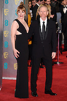 Bryce Dallas Howard &amp; Ron Howard at the 2017 EE British Academy Film Awards (BAFTA) held at The Royal Albert Hall, London, UK. <br /> 12 February  2017<br /> Picture: Steve Vas/Featureflash/SilverHub 0208 004 5359 sales@silverhubmedia.com