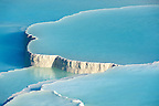Photo  of Pamukkale Travetine Terrace, Turkey. Images of the white Calcium carbonate rock formations. Buy as stock photos or as photo art prints. 8