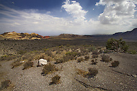 Red Rock Canyon | Blue Diamond, NV July 2007