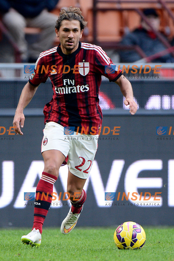 Alessio Cerci Milan<br /> Milano 18-01-2015 Stadio Giuseppe Meazza - Football Calcio Serie A Milan - Atalanta. Foto Giuseppe Celeste / Insidefoto