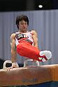 Kenya Kobayashi (JPN), JULY 2nd, 2011 - Artistic gymnastics : Japan Cup 2011 Men's Team Competition Pommel Horse at Tokyo Metropolitan Gymnasium, Tokyo, Japan. (Photo by YUTAKA/AFLO SPORT)