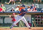 15 March 2016: Houston Astros outfielder Preston Tucker in action during a Spring Training pre-season game against the Washington Nationals at Osceola County Stadium in Kissimmee, Florida. The Astros fell to the Nationals 6-4 in Grapefruit League play. Mandatory Credit: Ed Wolfstein Photo *** RAW (NEF) Image File Available ***