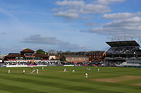 General view of play during Somerset CCC vs Essex CCC, Specsavers County Championship Division 1 Cricket at The Cooper Associates County Ground on 15th April 2017