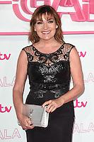 LONDON, UK. November 24, 2016: Lorraine Kelly at the 2016 ITV Gala at the London Palladium Theatre, London.<br /> Picture: Steve Vas/Featureflash/SilverHub 0208 004 5359/ 07711 972644 Editors@silverhubmedia.com