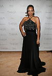 Melyssa Ford Attends Theia Spring 2014 Presentation Held at the New York Palace, NY