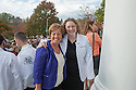 Kelsey Preston. Class of 2016 White Coat Ceremony.
