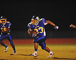 Oxford High's Collin Le (33) vs. Lake Cormorant in Oxford, Miss. on Friday, October 5, 2012. Oxford High won 26-0.