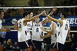2015 BYU Men's Volleyball vs Cal Baptist