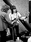 Rolling Stones 1970 Keith Richards & Mick Taylor..