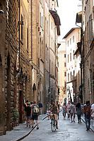 Via Borgo San Jacopo, in the Altrarno district, near 9 Rosso, Florence