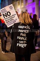 "06.10.2016 - ""ASH Stirling Prize Protest"""