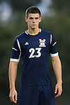 01 October 2013: UNCW's Colin Bonner. The Duke University Blue Devils hosted the University of North Carolina Wilmington Seahawks at Koskinen Stadium in Durham, NC in a 2013 NCAA Division I Men's Soccer match. UNCW won the game 2-1.